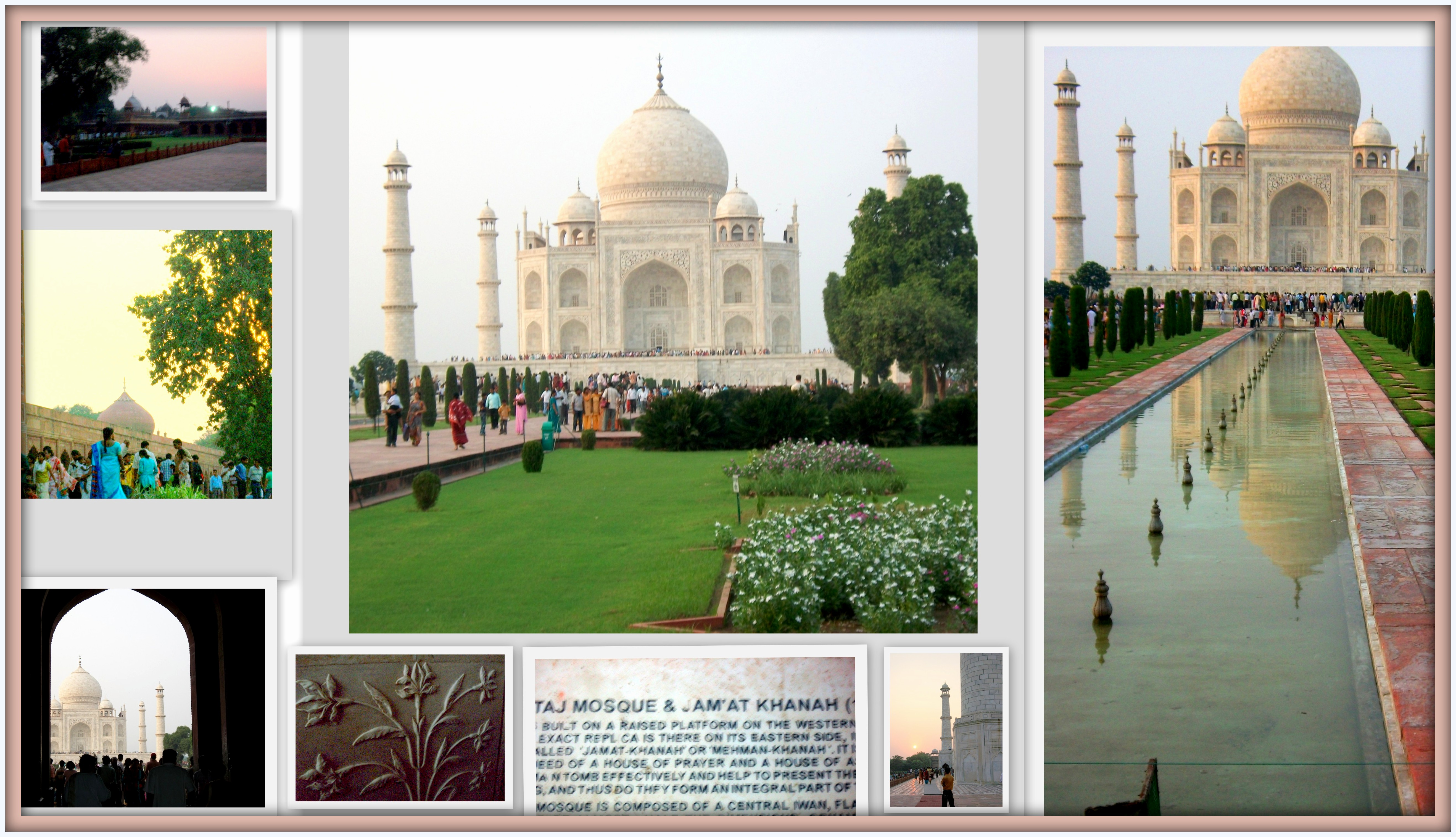 a study and history of the taj mahal The true story of the taj mahal have an chequered history the taj was perhaps desecrated and looted over who study indian history will awaken to this.