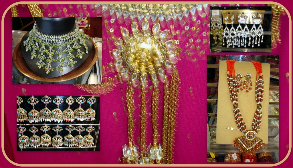 East Indian Jewelry Late Blooms